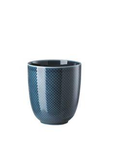 ROSENTHAL - Junto Ocean Blue - Vaas 16x18cm