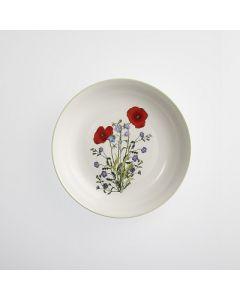 DIBBERN - Summergarden Pure - Diep bord 22,5cm