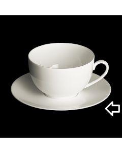 DIBBERN - White Classic - Schotel voor kop 0,40l