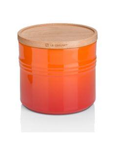 LE CREUSET - Voorraadpot - Voorraadpot 12cm 1,40L Oranje