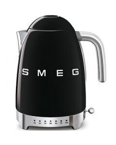 SMEG - Waterkoker - KLF04BLEU VariabeleWaterkoker Zwart