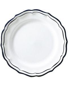 GIEN FRANCE - Filet Indigo - Ontbijtbord 23cm