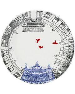 GIEN FRANCE - Ca C'est Paris - Ontbijtbord Opera