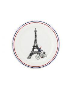 GIEN FRANCE - Ca C'est Paris - Onderzetter 12,8cm Set/2