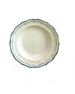 GIEN FRANCE - Filet Bleus - Diep bord 22,5cm