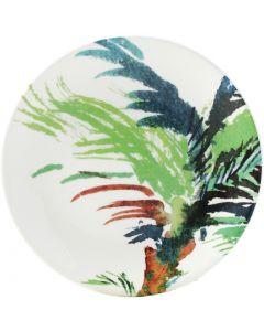 GIEN FRANCE - Jardin Extraordinaires - Gebakbordje 17cm Verte Jardins