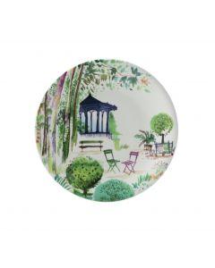 GIEN FRANCE - Jardin Extraordinaires - Ontbijtbord 22cm Paris
