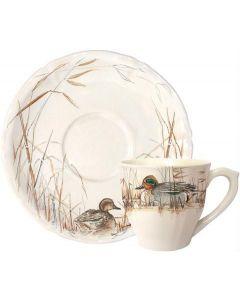 GIEN FRANCE - Sologne - koffieschotel 15cm US