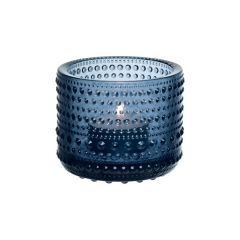 IITTALA - Kastehelmi - Sfeerlicht 6,5cm regenblauw