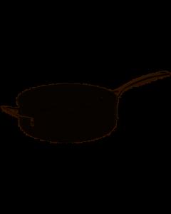 LE CREUSET - Les Forgees - Hapjespan 28cm 5,40L