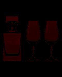 SPIEGELAU - Whiskey - Whiskeyset 3-delig