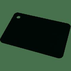 CRONIM - Keukenhulpen - Snijplank zwart 20x30cm