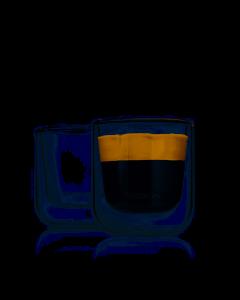 BLOMUS - Nero - Espressoglas 0,10l s/2