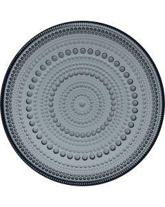 IITTALA - Kastehelmi - Plat Bord 17cm Dark Grey