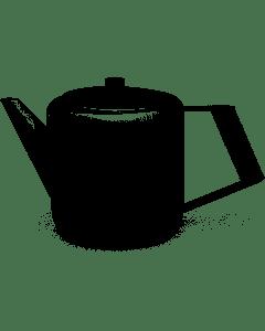 BREDEMEIJER - Boston - Theepot 1,10l zwart
