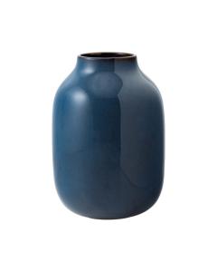 VILLEROY & BOCH - Lave Home - Vaas Nek bleu uni groot 22cm