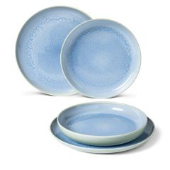 LIKE BY VILLEROY & BOCH - Crafted Blueberry - Dinerset 4-dlg