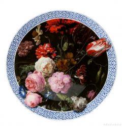 Heinen - Wandborden - Bord Stilleven met bloemen