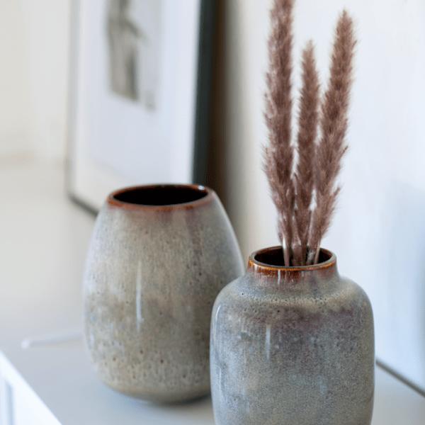 VILLEROY & BOCH - Lave Home - Vaas Nek beige klein 15,5cm