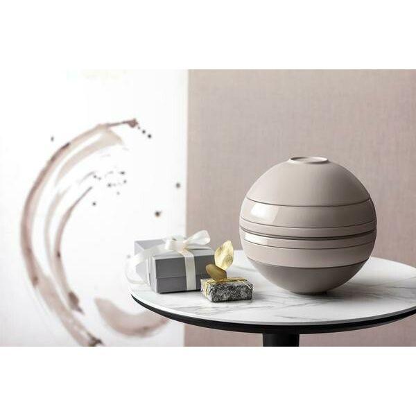 VILLEROY & BOCH - Iconic - La Boule 7-dlg Pure Beige