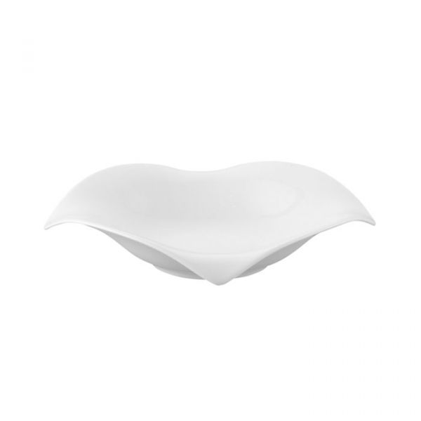 ROSENTHAL STUDIO LINE - A La Carte-Poncho White - Diep bord 24 cm