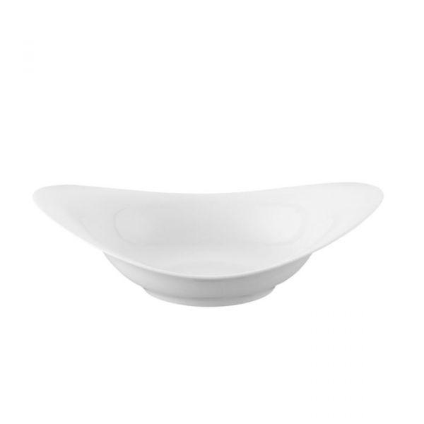 ROSENTHAL STUDIO LINE - A La Carte-Scoop White - Diep bord 25 cm