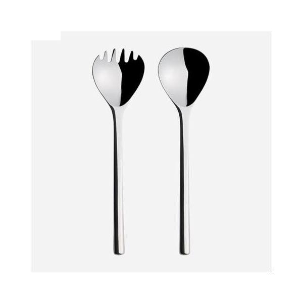 IITTALA - Artik - Salade Set (Lpl.+Vork)