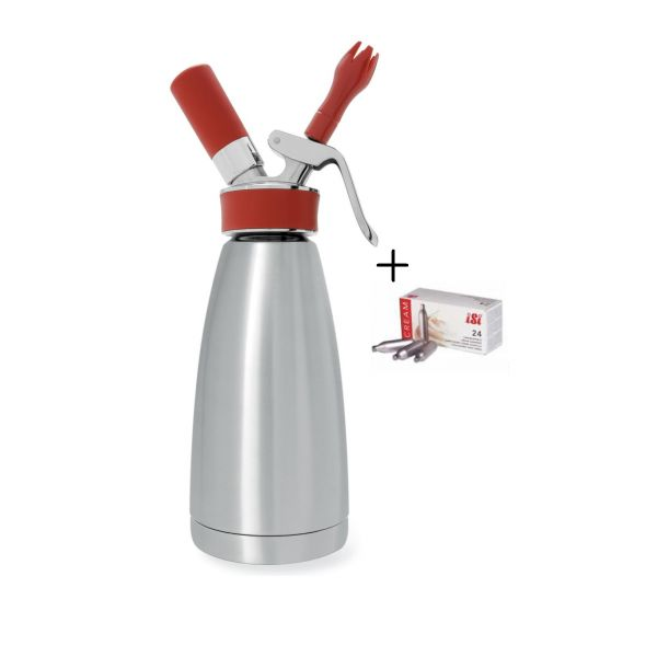 ISI - Gourmet Whip Plus 0,50l Rvs