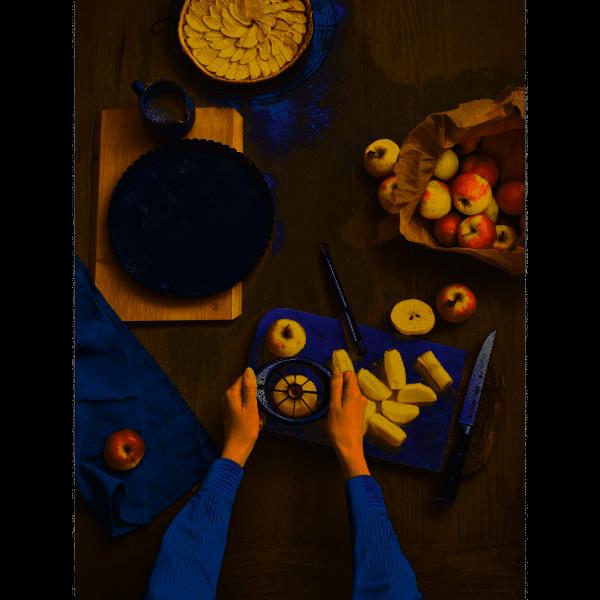 WMF - Gourmet - Appelsnijder