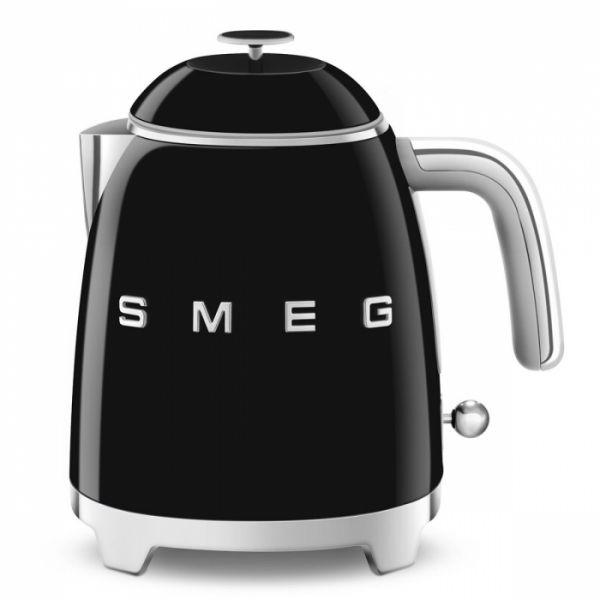 SMEG - Waterkoker - KLF05BLEU Waterkoker 0,8l Zwart
