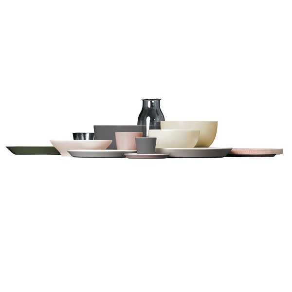 ALESSI - Tonale - Schaal 33cm h9cm lichtgrijs