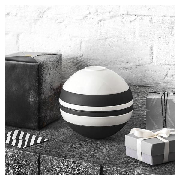 VILLEROY & BOCH - Iconic - La Boule 7-dlg Black&White