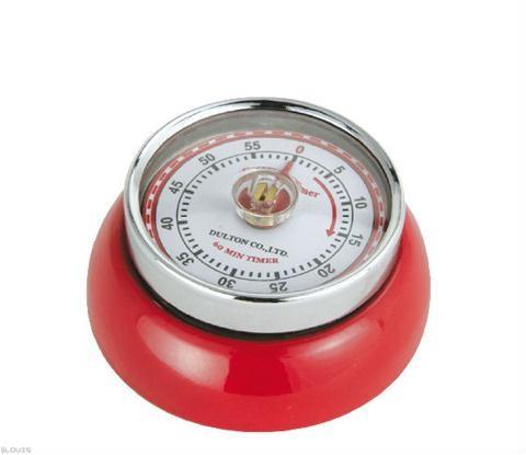 ZASSENHAUS - Speed - Kookwekker 7x3cm rood