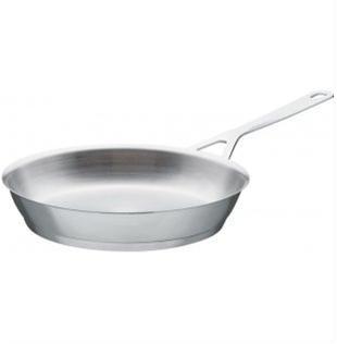 A DI ALESSI - Pots&Pans - Koekenpan Z/D 24cm 1,70l
